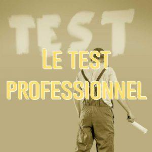Test Professionnel et période d'essai : Ne pas confondre
