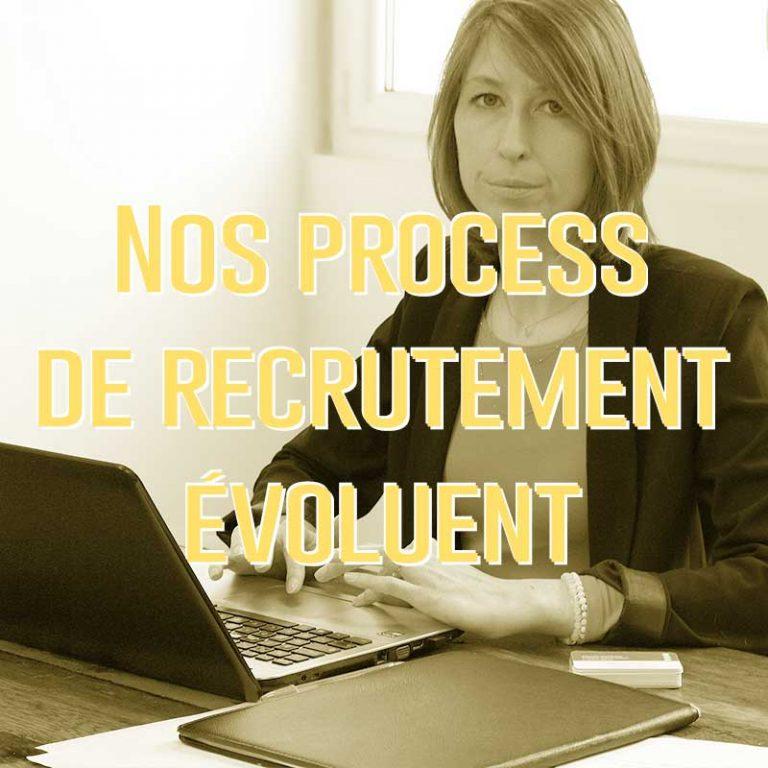 Comment les processus de recrutement ont évolué depuis le Covid-19 ?