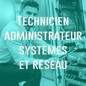 Technicien administrateur systèmes et réseau - Chauwin Conseil RH