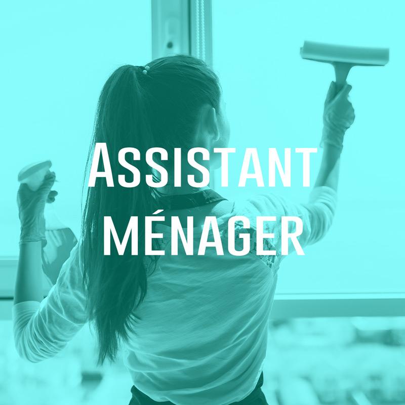 Assistant Ménager (H/F)