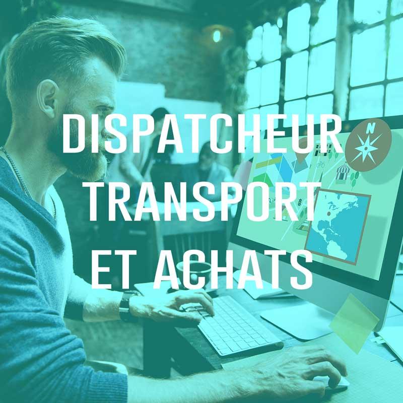 Dispatcheur transport et achats (H/F)